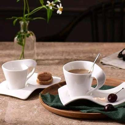 Swag cup and saucer image 3