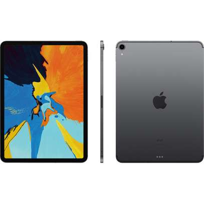 Apple 11 Inch IPad Pro Tablet(Late 2018, 64GB, Wi-Fi + 4G LTE, Silver/Space Gray)