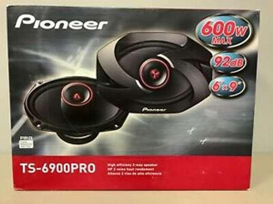 """Pioneer TS-6900PRO 6x9"""" 600W PRO Series 2 Way Coaxial Speaker image 1"""
