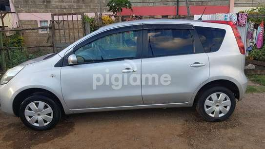 Nissan Note For Hire image 1