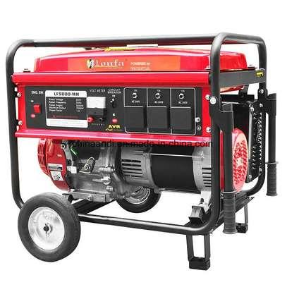 Gasoline 5.5KVA generators image 1