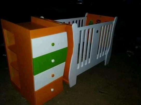 Cot and Chest