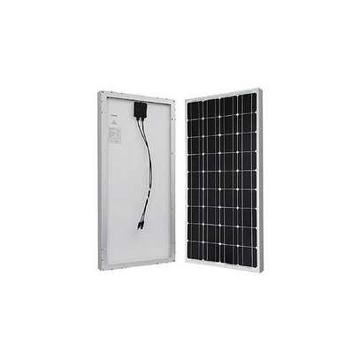 Solar Africa Solar Panel 100W Poly-crystalline Solar Panel,(All Weather) 12V/18V. image 3