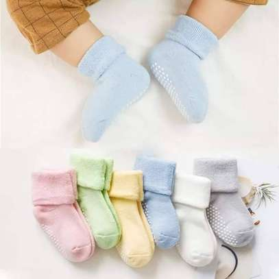 Baby Anti- skid socks image 1