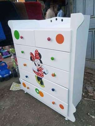 Chest of drawers  for both kids. image 9
