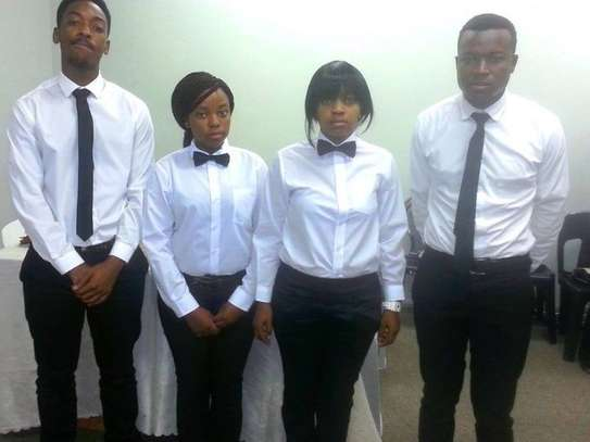 Event Staff - Waiters, Bartenders, Cooks and Chefs Available for Hire image 5