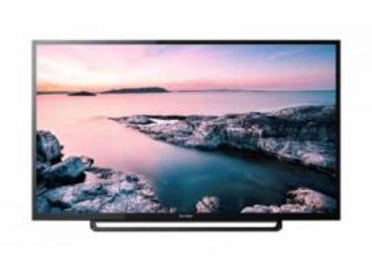 "Sony 40W650D - 40"" Inch - Full HD Digital LED Smart TV - Black image 1"