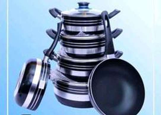 Signature Non stick Cookware set