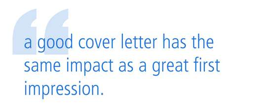 Professional Cover Letter/ Application Letter Writing Services image 3