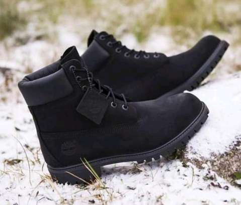 Timber Boots