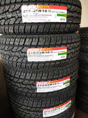 Quality maxxis tyres and rims image 9