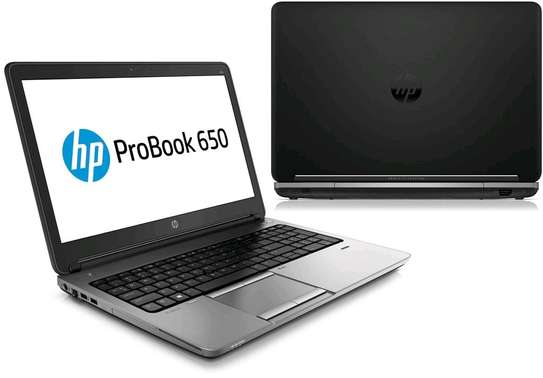 hp probook 650 G1 core i5 Laptop image 1