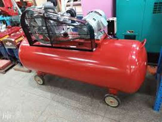 vehicle air compressor image 1