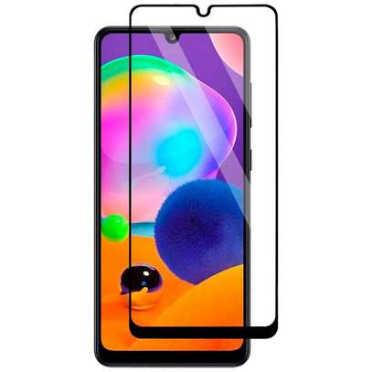 5D Full Glue Protective Tempered Glass Protector For Samsung M31 M21 A31 A21 image 5