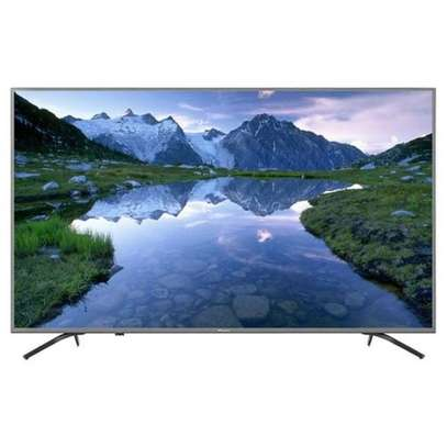 "Hisense 55B7206UW - 55"" UHD 4K ANDROID TV - Series 7- Black image 1"