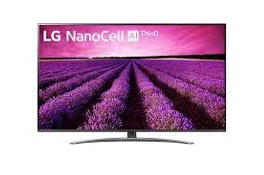 LG 49 Inch HDR 4K UHD Smart NanoCell IPS LED TV 49SM8100PVA Product  by LG image 2