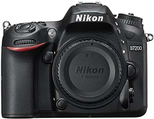 Nikon D7200 24.2MP DSLR Camera image 1