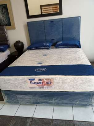 Spring Mattresses(10inch thick). Free Delivery! image 2