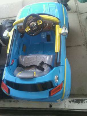Baby battery operated car