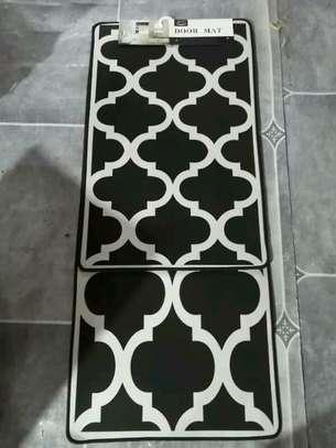 2 in 1 Kitchen long mat /bedside mat /corridor mat image 8
