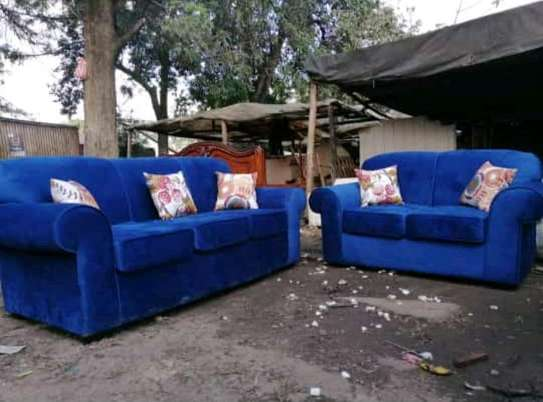 Permanent back sofa image 1