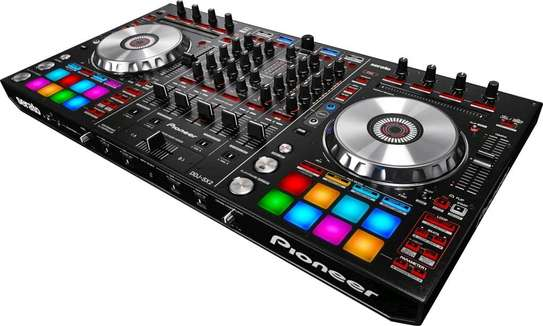 Dj,stage lights and sound equipments