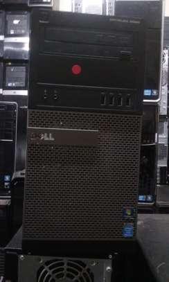 Dell  Optiplex mini-tower i7/4gb ram/500gb rom image 1