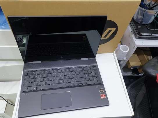 HP Envy 15 x360 AMD Ryzen 7 image 1