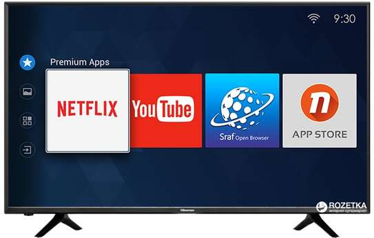 43 Inch Hisense Smart Ultra HD 4K LED TV - 43A6103UW