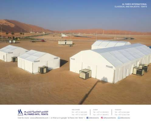 Tents & Marquees For Hire | For Sale | Al Fares Intl Tents image 2
