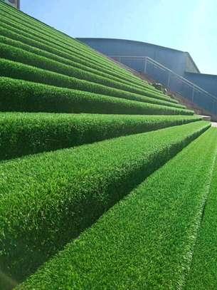 Green Turf Grass Carpet. image 1