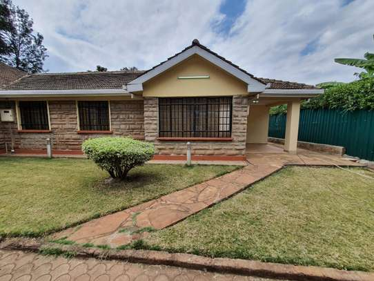 Furnished 3 bedroom house for rent in Rosslyn image 1