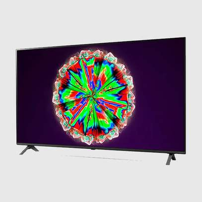 LG Nano80 Series 65 inch 4K TV w/ AI ThinQ®-Black image 1