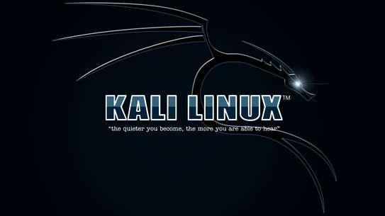 KALI LINUX image 1