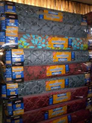Quilted 8inch Mattresses. image 3