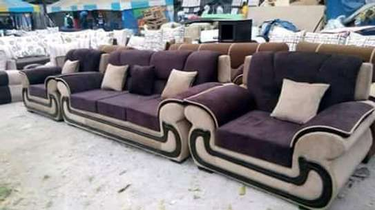Sofa Set (Kangaroo 5 Seater) image 1