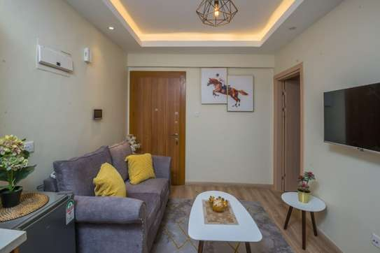 Furnished 1 bedroom apartment for rent in Kileleshwa image 4