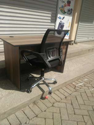 Office chair and study desk