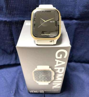 Garmin Venu Sq GPS Smartwatch brand new and sealed in a shop image 1