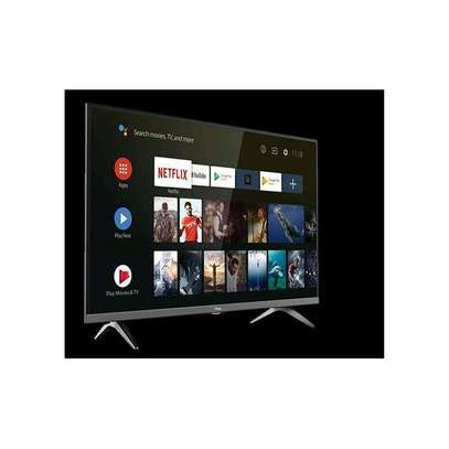 TCL 32 inch smart Android frameless, 32S68A image 1