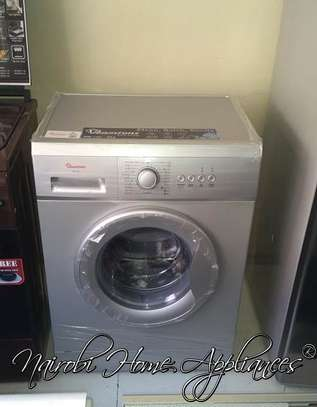 Ramtons 6kg Front Load Fully Automatic Washing Machine