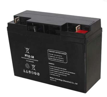12V 18AH UPS Rechargeable Replacement Battery image 1