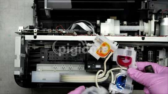 Service for Epson stylus L220 spare parts