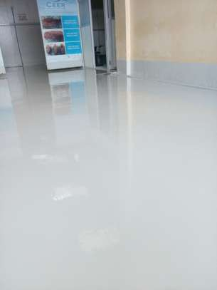 Antimicrobial Flooring Solution
