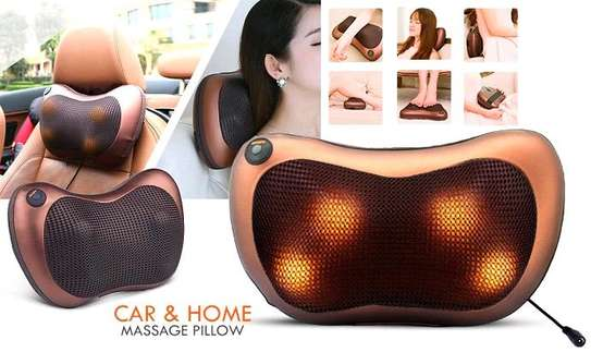 Car and home pillow massager image 5