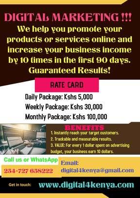 Digital Marketing Services - Intermark Ventures image 1