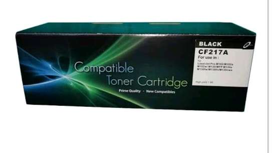 Compatible hp toners 17A image 1