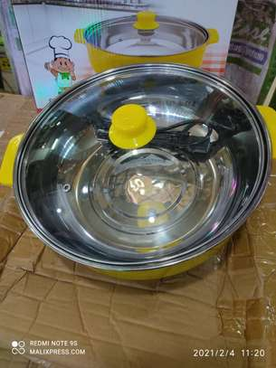 ELECTRIC COOKING POT image 1