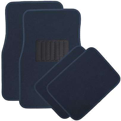 Brand new car floor mats both rubber and woolen for all models image 8