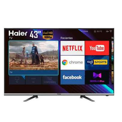 "Haier LE43K6500A- Haier 43"" Smart Android TV image 1"